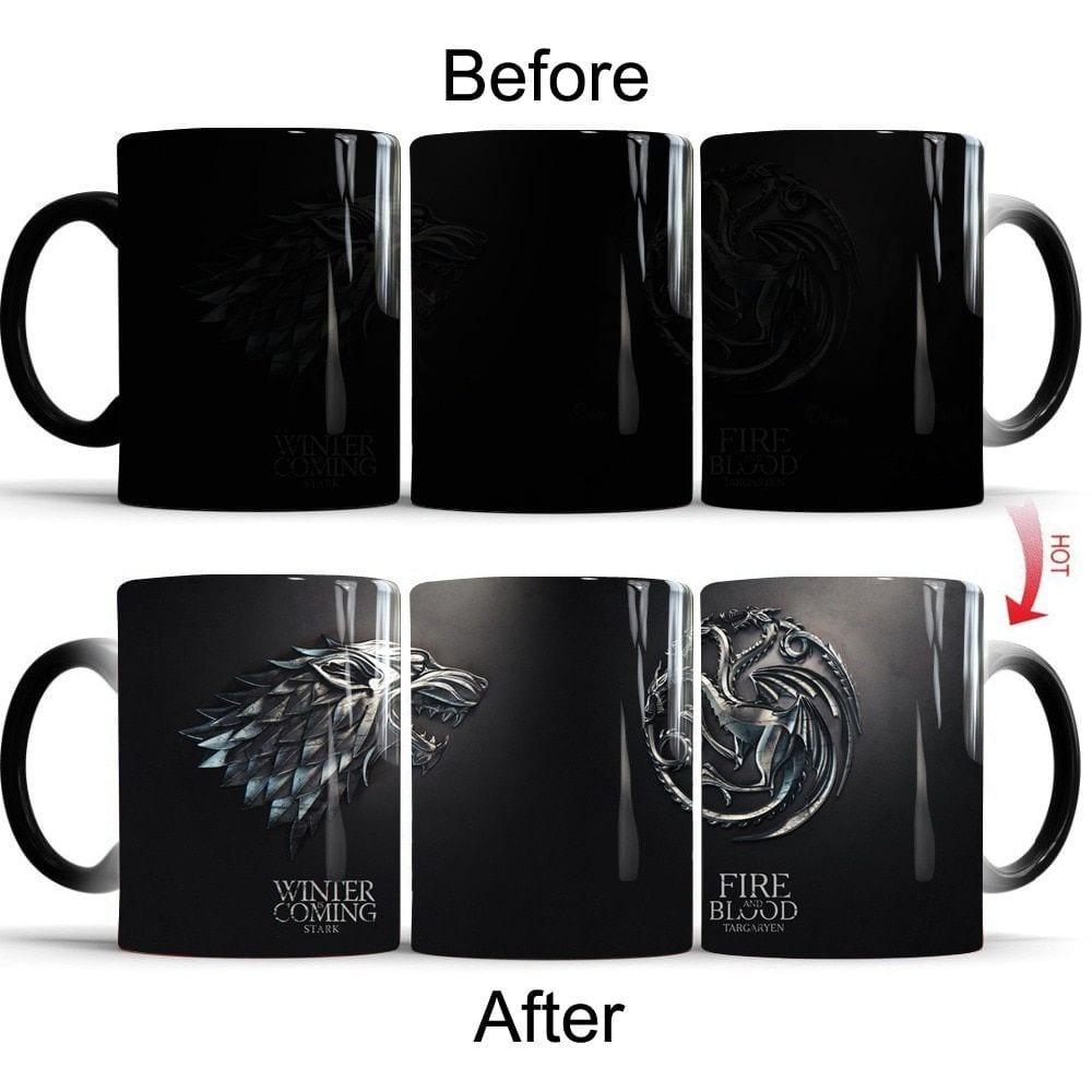 Game of Thrones MugCoffee Coming Mug GiftFREE SHIPPING 11 oz ❤️