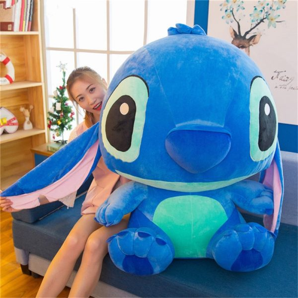 Flounder Stuffed Animal, Giant Stitch Plush Toy Doll Quymart Com