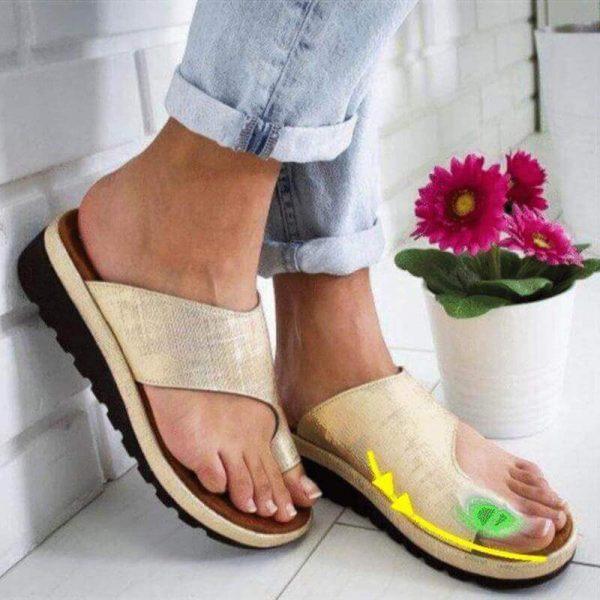 Bunion Corrector Sandals, Big Toe Foot